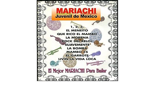 El Mejor Mariachi Para Bailar by Mariachi Juvenil de Mexico on Amazon Music - Amazon.com