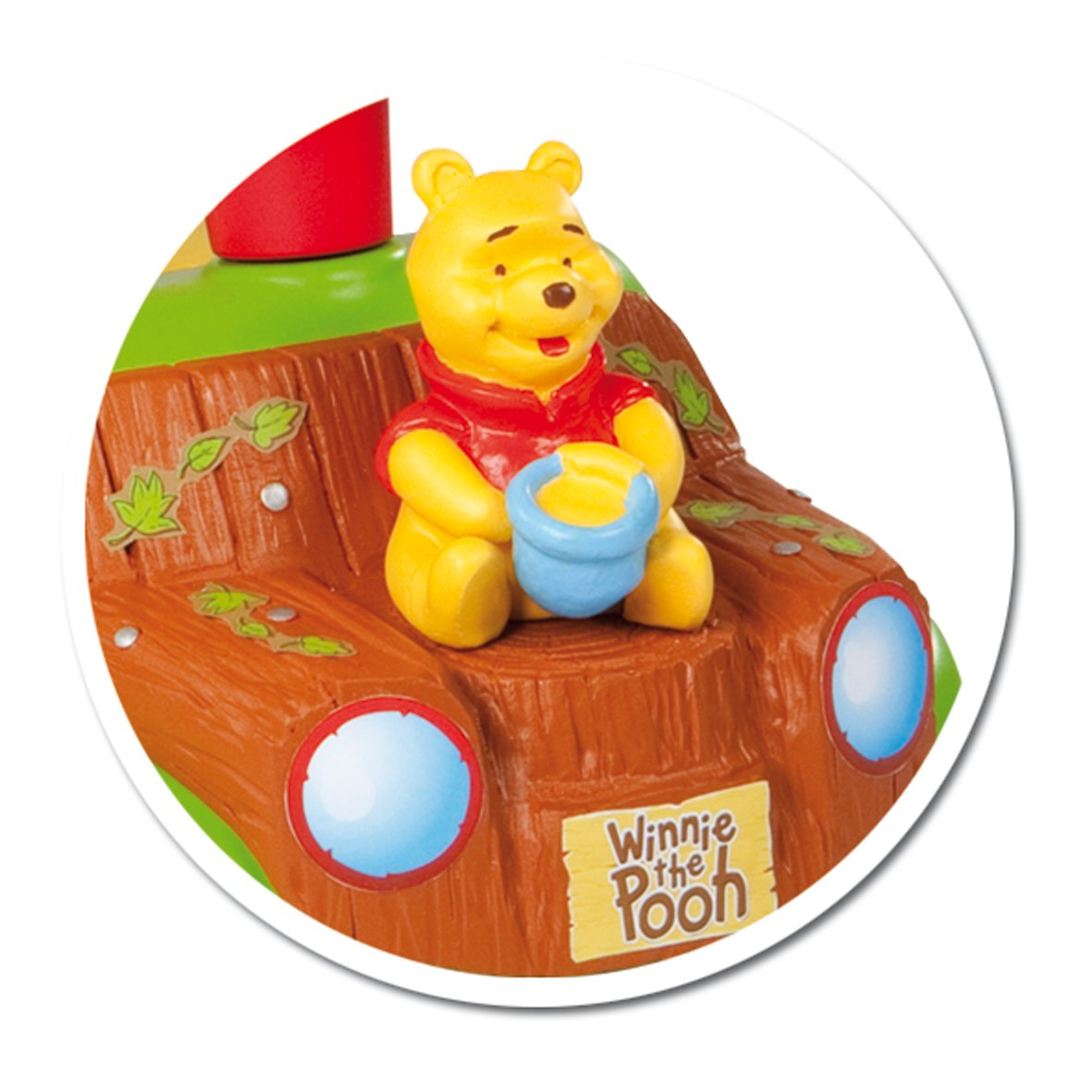 Amazon.com: Smoby 445002 Winnie The Pooh Comfort - Peluche ...