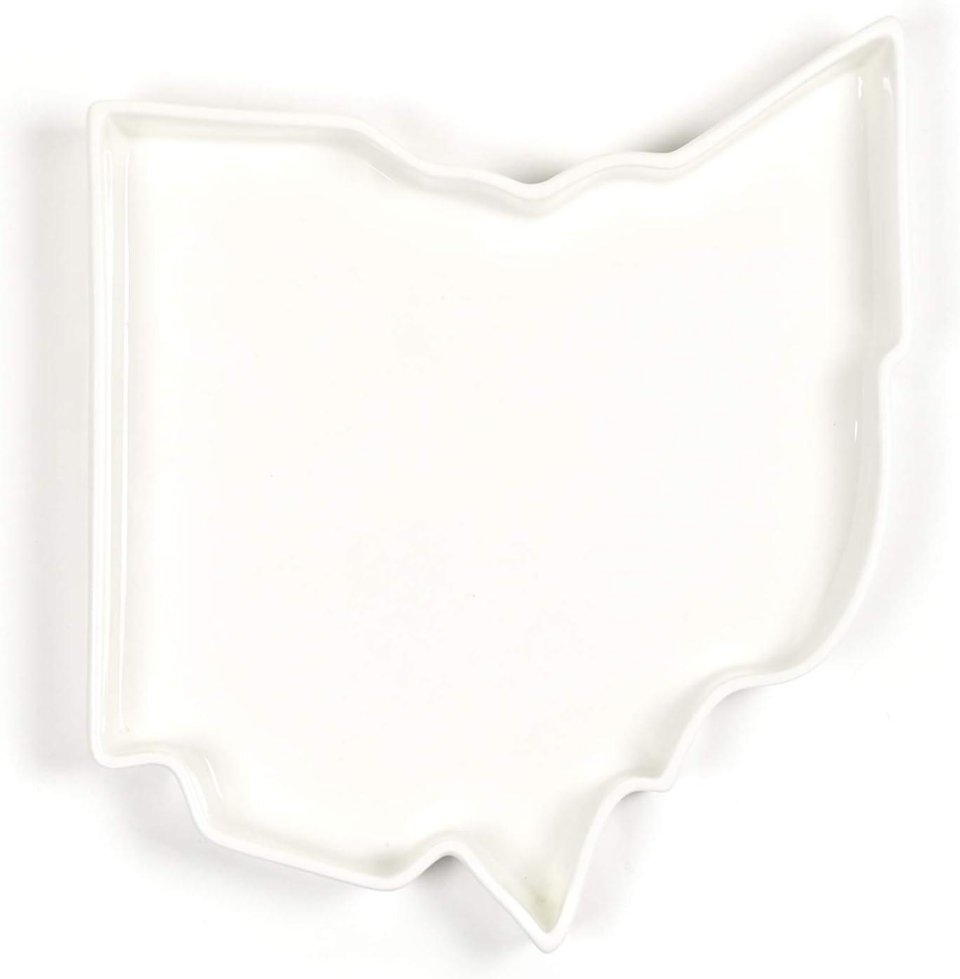 Ohio State Plate
