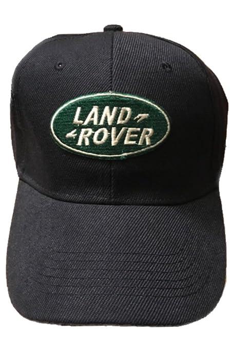 0453820b5e1 Amazon.com  Land Rover Baseball Cap Hat. Navy Blue w Green Emblem.  Adjustable New!  Everything Else