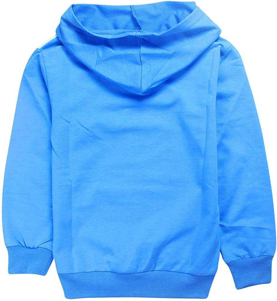 Girl TIK Tok Hoodies Outdoor Sport Sweatshirt Unisex Kids Clothes Outerwear