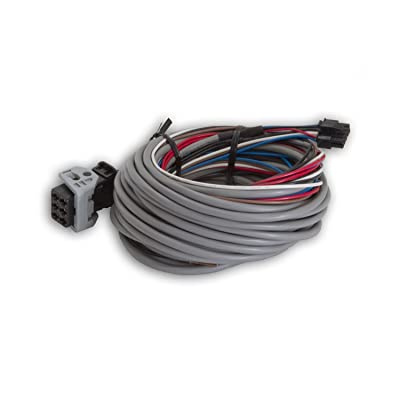 Auto Meter 5252 25' Wire Harness (Extension, Wideband Air/Fuel Ratio, Street & Analog): Automotive