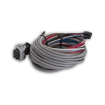 amazon com auto meter 5252 25\u0027 wire harness (extension, wideband Automotive Wire Connectors amazon com auto meter 5252 25\u0027 wire harness (extension, wideband air fuel ratio, street \u0026 analog) automotive