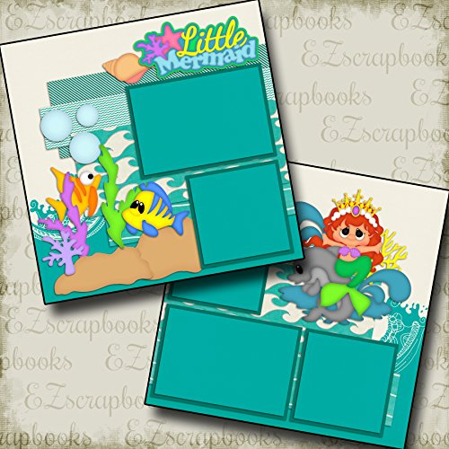 Theme Scrapbook Page - 8