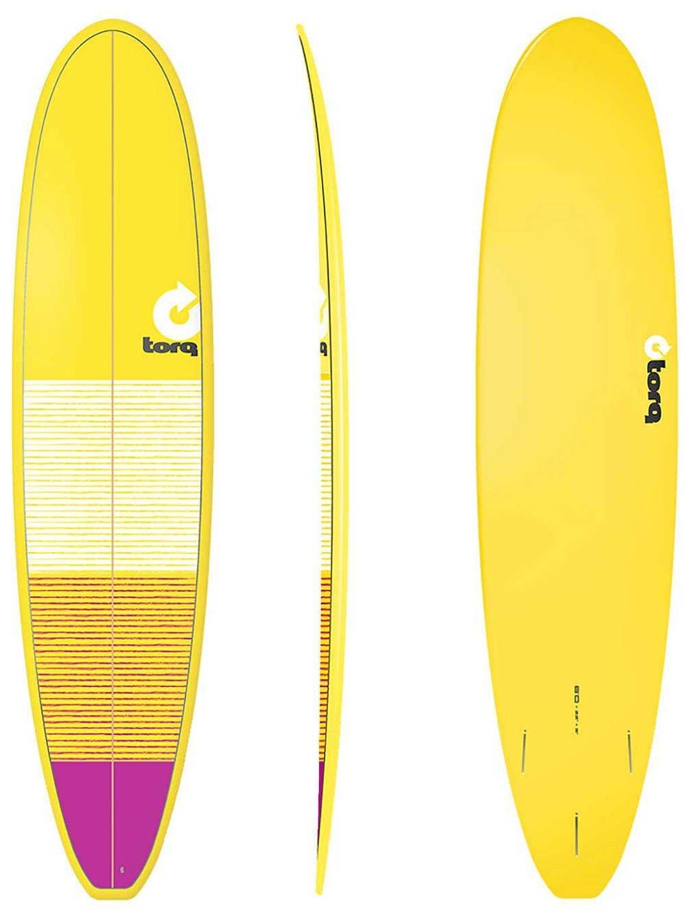 Tabla de Surf Torq epoxy Tet 8.0 Longboard Lines g: Amazon.es ...