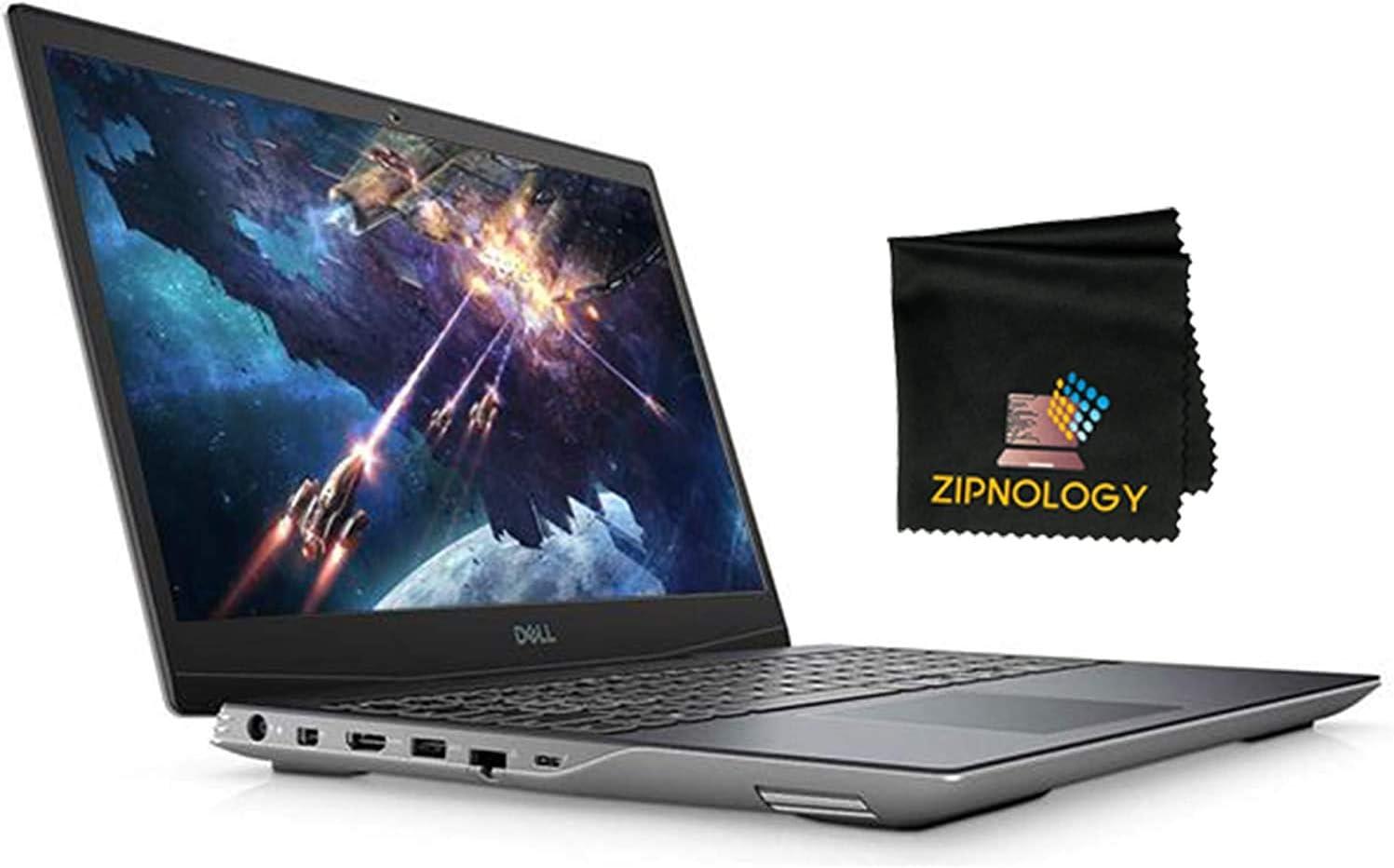 "Dell Inspiron 15 3502 - 15.6"" HD Display with Webcam - Intel Celeron N4020 - 128GB SSD - 4GB DDR4 - Intel UHD Graphics - Windows 10 Home + Zipnology Screen Cleaning Cloth Bundle - New"