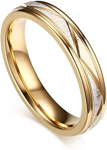 Amazon Com Ominpresent One Love Matte Finish Stainless Steel Gold