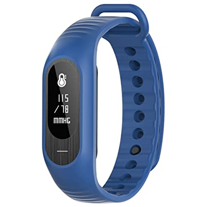 Amazon.com : BOZLUN Smart Watch Blood Pressure Heart Rate ...