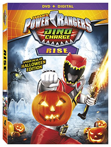 Power Rangers Dino Charge: Rise [DVD + -