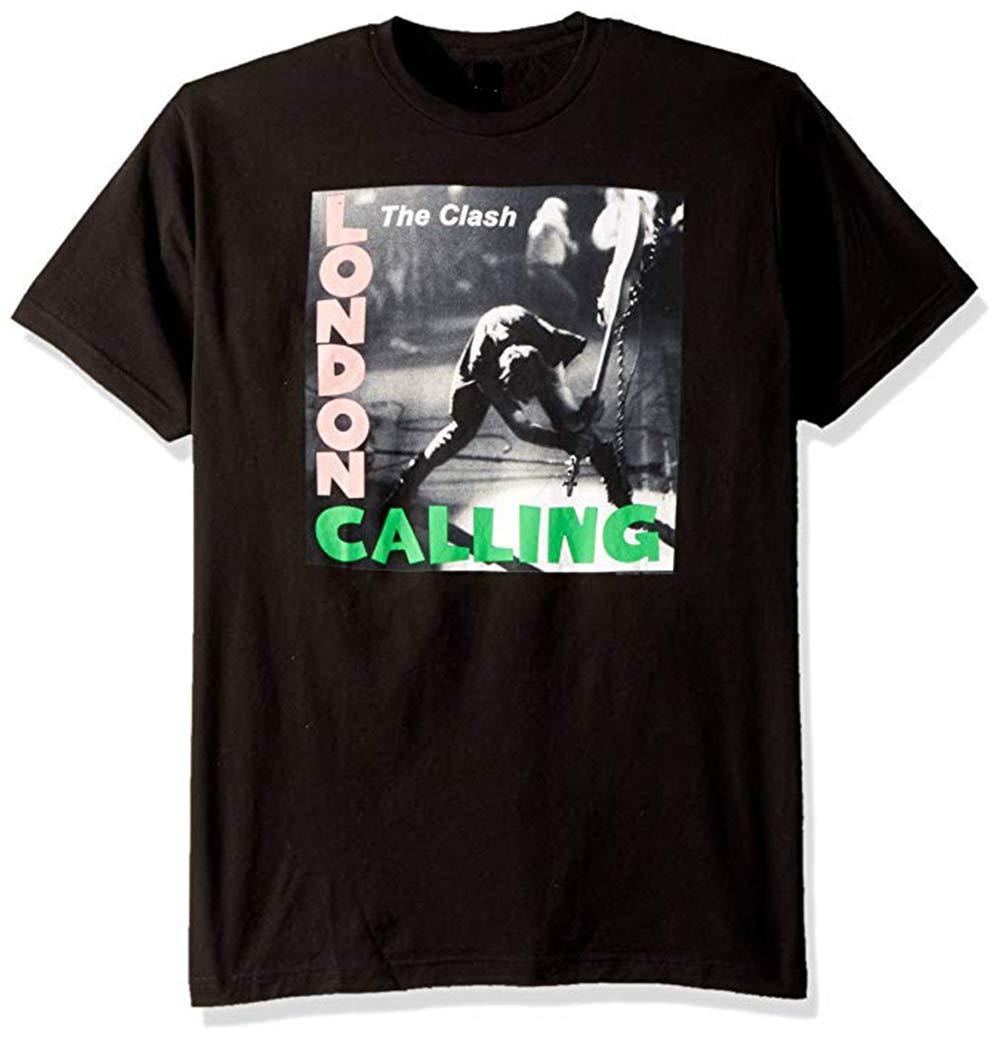 The Clash London Calling T Shirt 4407