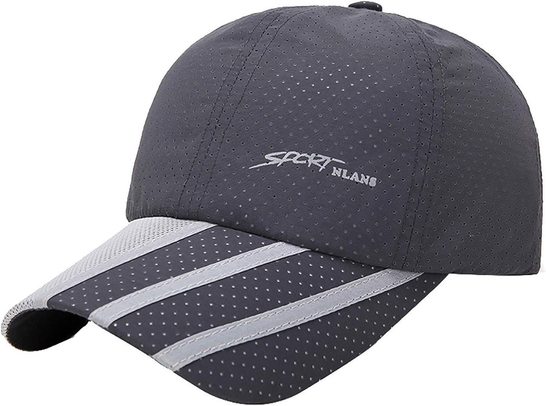 Summer Cotton Baseball Cap Men Women Classic mesh Fishing Dad Cap Snapback Breathable hat Adjustable Sport hat