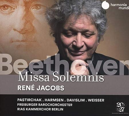 Missa Solemnis: Renè Jacobs: Amazon.it: Musica
