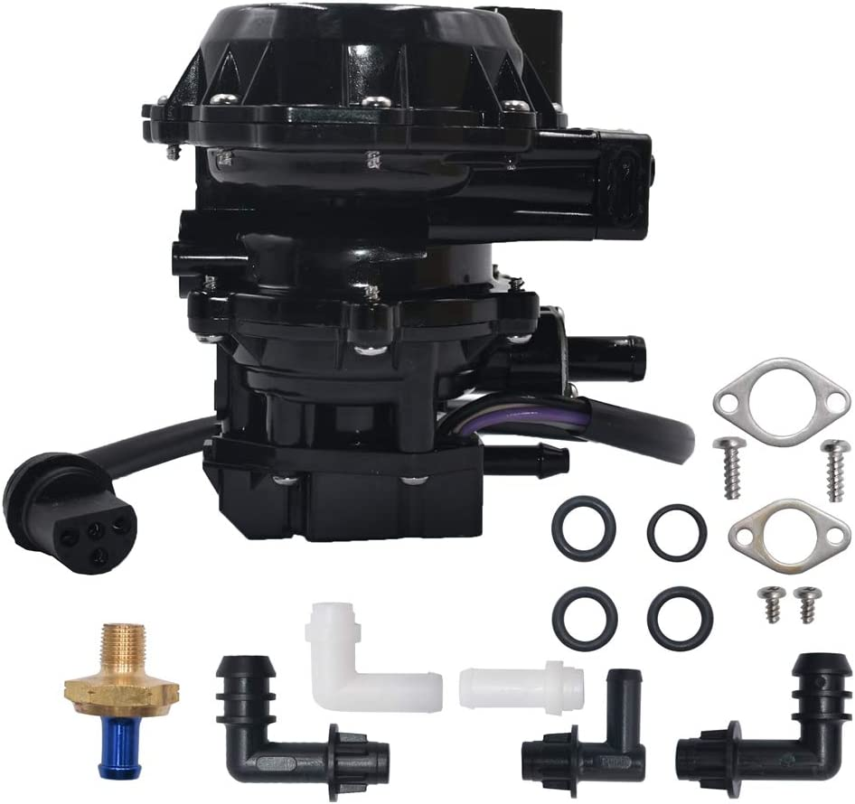 Carbpro 4-Wire Fuel Pump Assembly Kit for Johnson/Evinrude outboard 1991-2006 w/VRO System 5007420