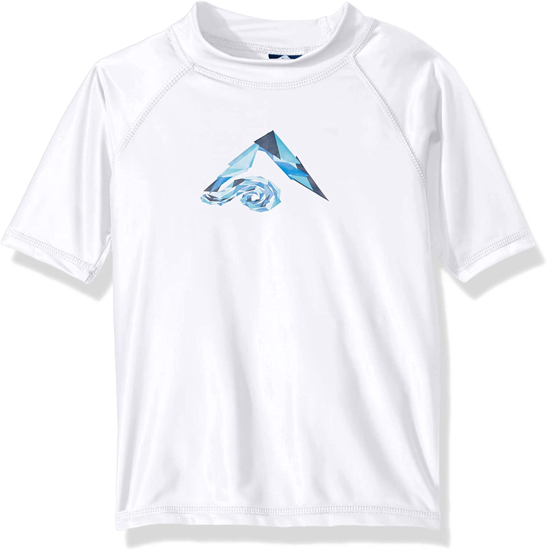 Kanu Surf Boys Haywire UPF 50 Sun Protective Rashguard Swim Shirt
