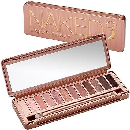 Urban Decay - Paleta sombra de ojos naked 3: Amazon.es: Belleza