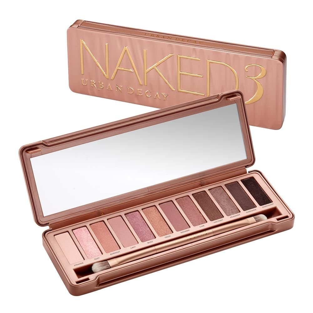 The Arrival of Urban Decay Naked 3 Palette