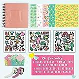 Design Your Own Pink Scrapbook by Doodle Hog, Kids