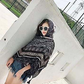 Les foulards sont des femmes Printemps et automne vent ethniques du Yunnan  pendentif suspendu châle foulard e4b07c85303