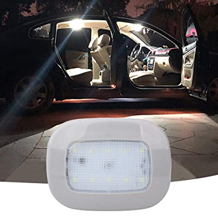 Car Interior Reading Light USB Charge Roof Magnet Auto Day Ceiling Light UK