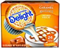 International Delight Single-Serve Coffee Creamers, Inspirations Caramel Macchiato, 24 Count each box (Pack of 2) by WhiteWave Services INC.