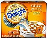 International Delight Single-Serve Coffee Creamers, Inspirations Caramel Macchiato, 24 Count each box (Pack of 2)