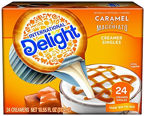 International Delight Single-Serve Coffee Creamers, Inspi...