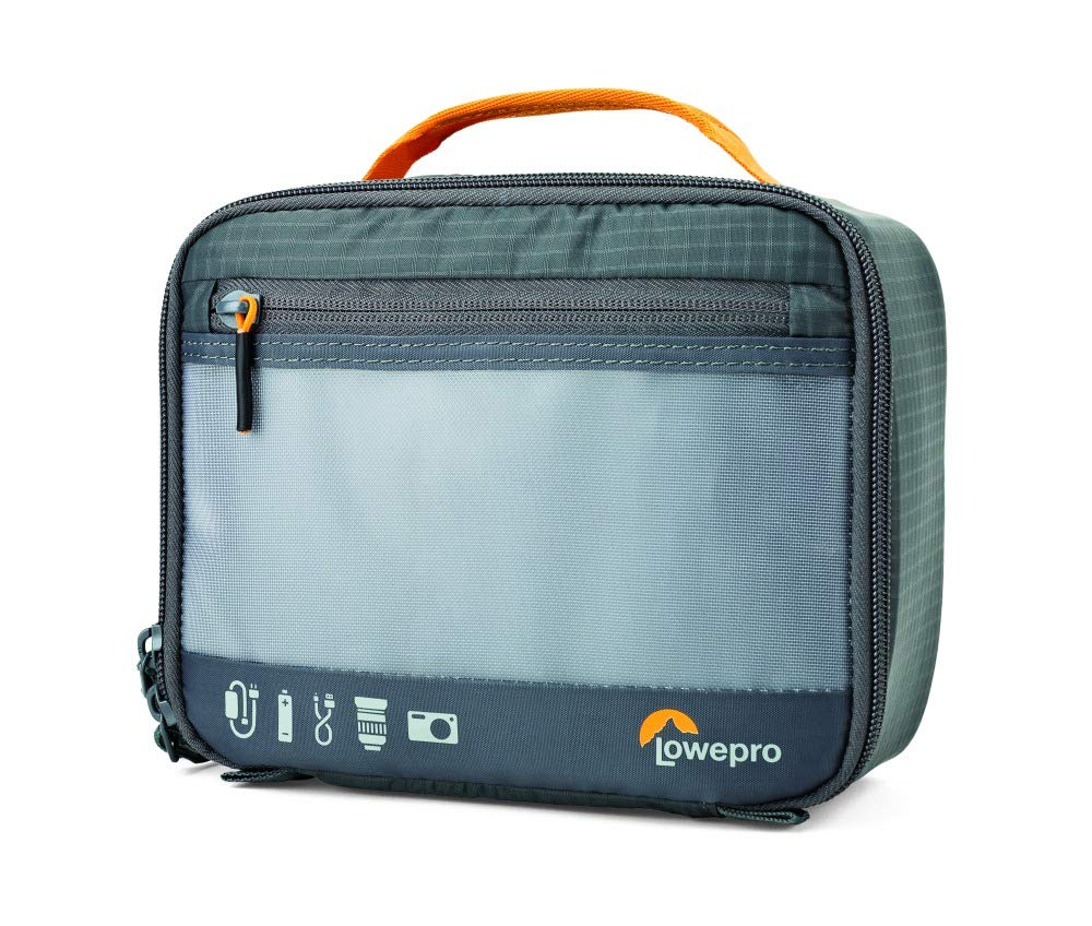 Lowepro GearUp Camera Box: Compact Travel Packing Case and Storage Solution for a Mirrorless Camera, Lenses and Accessories by Lowepro