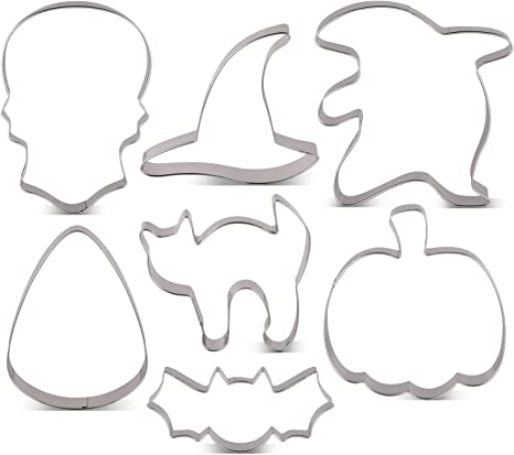 Candy Corn Cookies Candy Corn 3 Part Stencil Candy Corn Stencil Halloween Stencil Candy Corn Cookie Stencil FAST SHIPPING!!