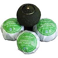 GOARTEA 100g (3.5 Oz) Nonpareil Supreme Natural Dried
