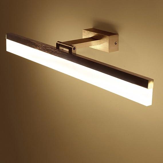 LED-Leuchten Spiegel Spiegel, Leuchten Badezimmer Spiegelschrank ...