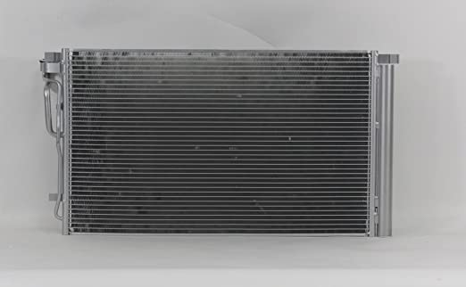 Automotive Cooling Brand A//C AC Condenser For Hyundai Genesis Coupe 4066 100/% Tested