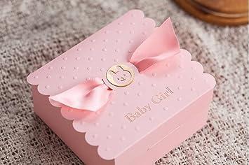 VStoy Taufe-reizende rosa Partei-Einladungen für Mädchen-Baby-Dusche ...