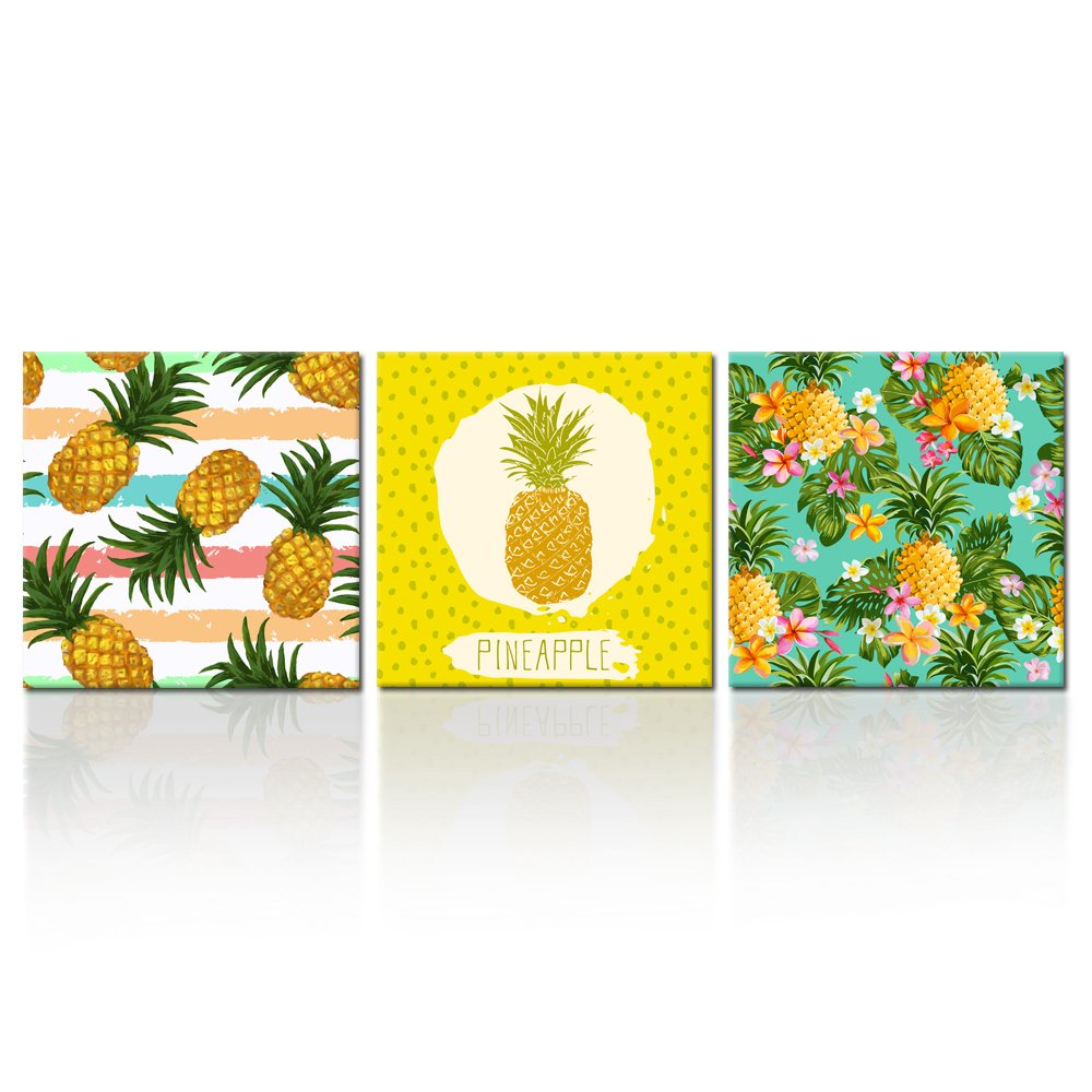 Kreative Arts Hawaii Pineapple Tropical Fruit Wall Art Decor ...