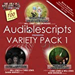 Audiblescripts Variety Pack 1 | Will Lewis,Chris Lewis