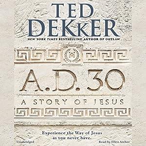 A.D. 30 Audiobook