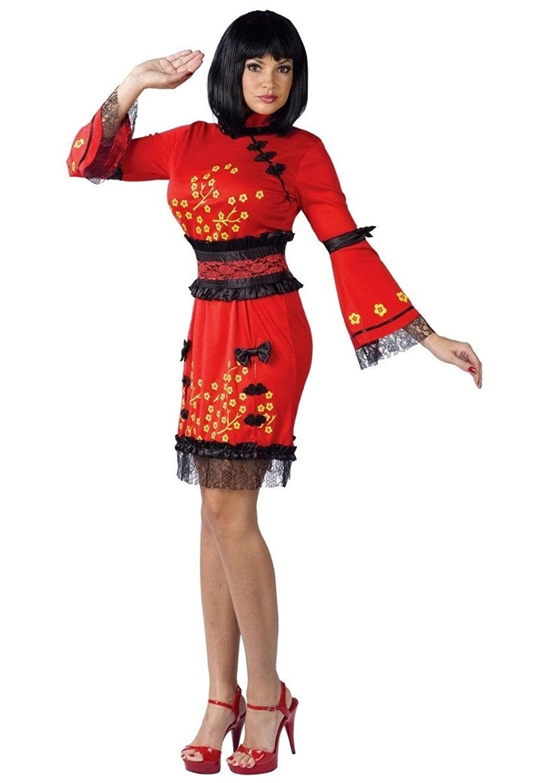 sc 1 st  Amazon.com & Amazon.com: China Doll Costume - Small/Medium: Clothing