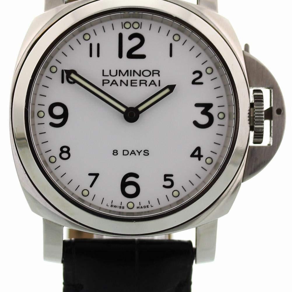 Panerai Luminor Mano Mecánica Viento Reloj Pam00561 para Hombres: Panerai: Amazon.es: Relojes