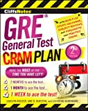 CliffsNotes GRE General Test Cram Plan 2nd Edition (Cliffsnotes Cram Plan)