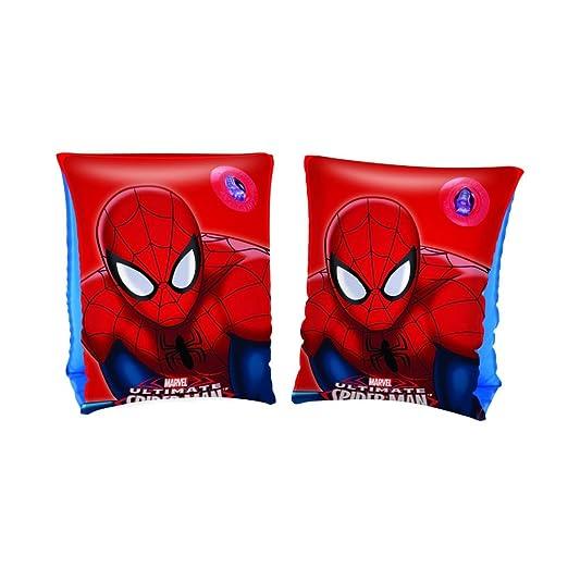 Manguitos Hinchables Spiderman: Amazon.es: Hogar