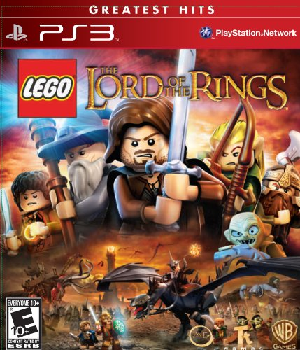 - LEGO Lord of the Rings - Playstation 3