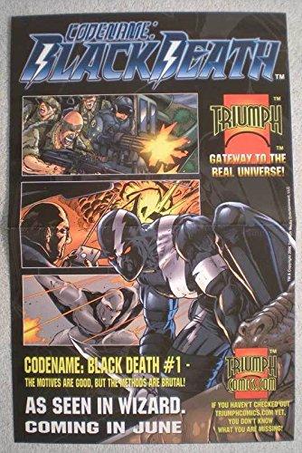 CODENAME BLACK DEATH Promo poster, 11
