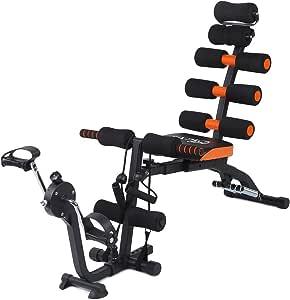 OUTAD Fitness dispositivo de cuerpo entero 7 in1 Abdominales ...