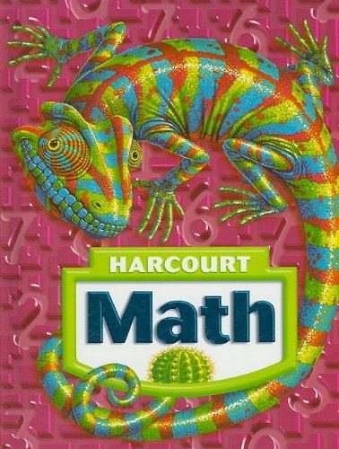 Harcourt School Publishers Math: Student Edition Grade 6 2007