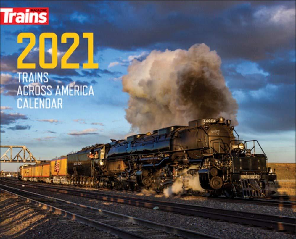 Train Calendar 2021 Pictures