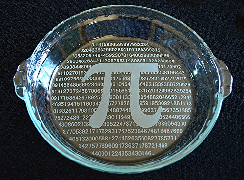 & Amazon.com: Pi Please Pie Plate By Gonegirly: Kitchen u0026 Dining