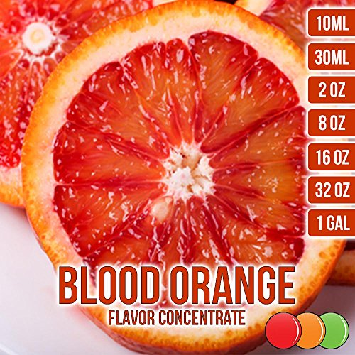 (OOOFlavors Blood Orange Flavored Liquid Concentrate Unsweetened (30)