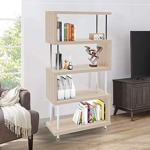 JOYBASE Bookcase Modern Bookcase
