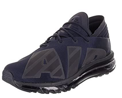 96168c4675a4 Image Unavailable. Image not available for. Color  Nike Men s Air Max Flair  SE Obsidian Obsidian Obsidian ...