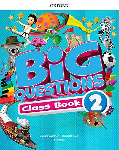 Big Questions 2. Class Book - 9780194101707