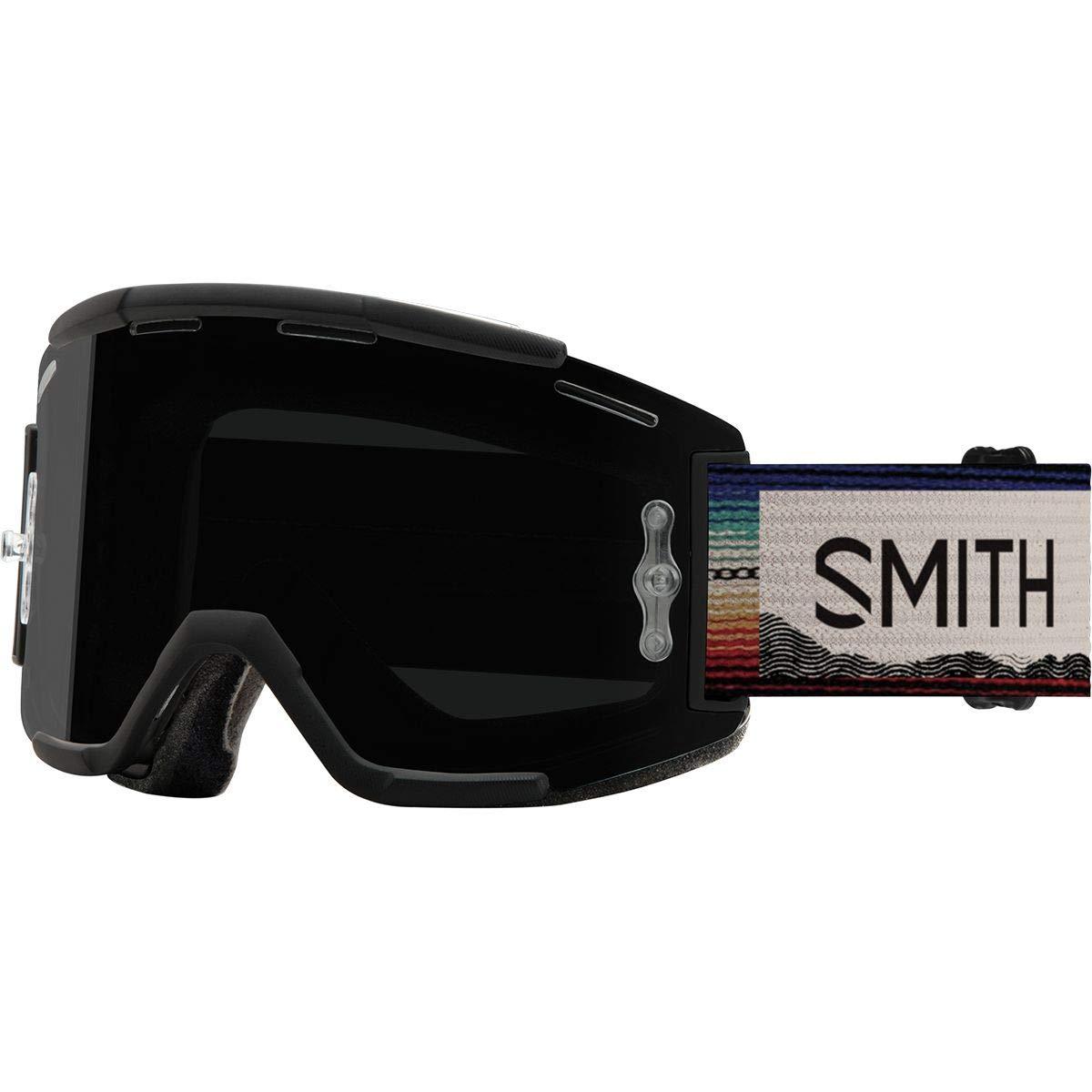 Amazon.com: Smith Squad MTB - Gafas de natación, talla única ...